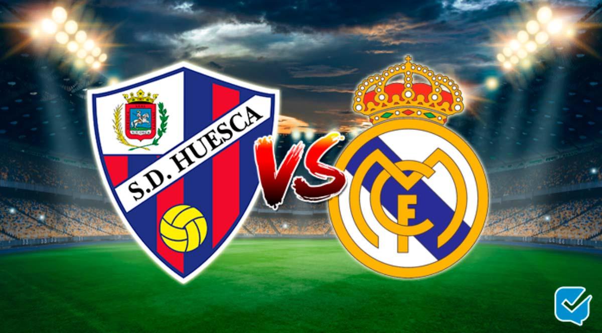 Pronóstico Huesca vs Real Madrid de LaLiga Santander | 06/02/2021