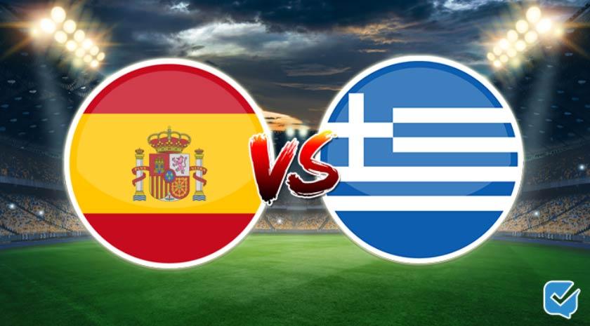 Pronóstico España vs Grecia de clasificación para el Mundial | 25/03/2021