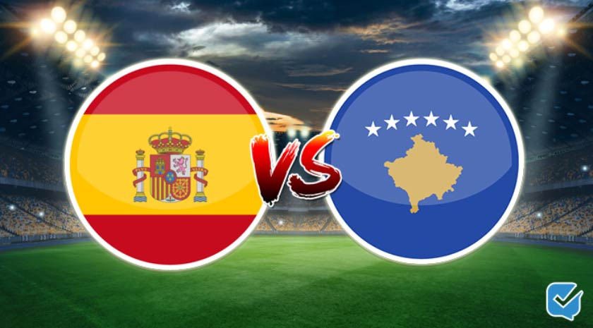 Pronóstico España vs Kosovo de clasificación para el Mundial | 31/03/2021