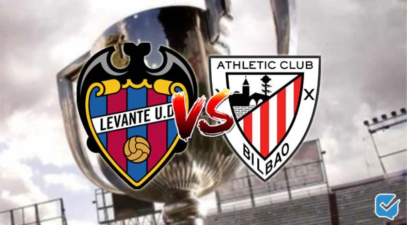 Pronóstico Levante – Athletic Bilbao de Copa del Rey | 04/03/2021