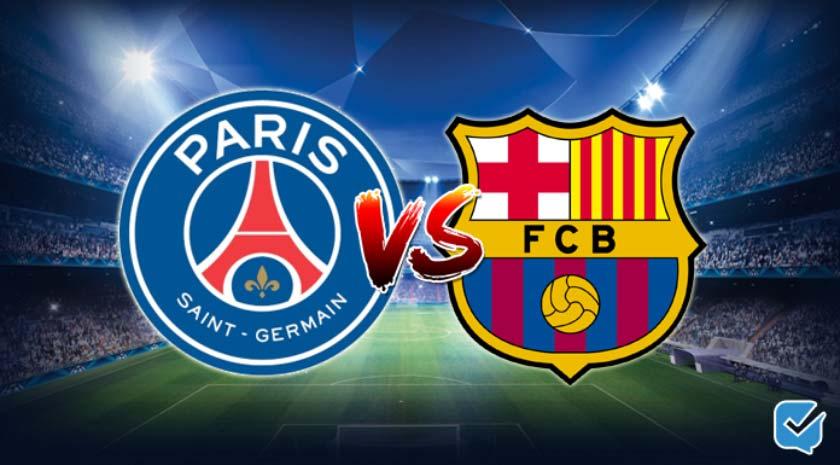 Pronóstico PSG – Barcelona de Champions League   10/03/2021