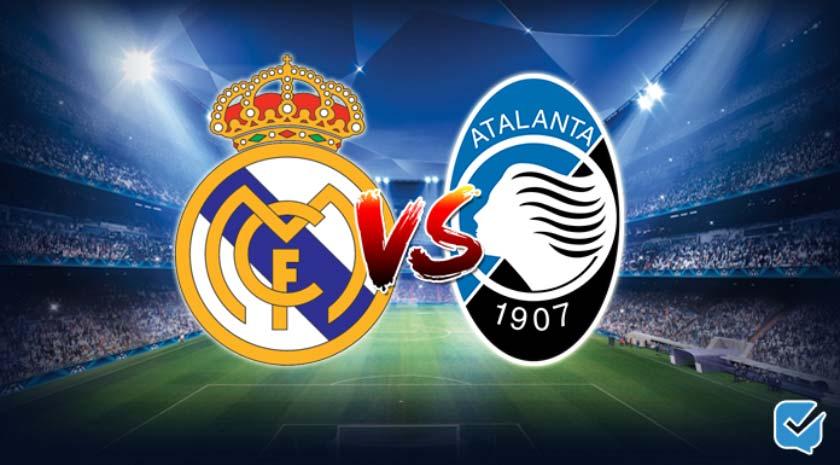 Pronóstico Real Madrid – Atalanta de Champions League   16/03/2021