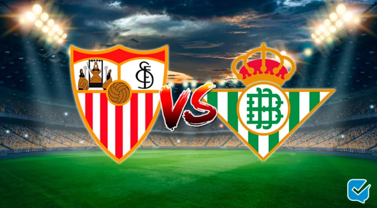 Pronóstico Sevilla vs Betis de LaLiga Santander | 14/03/2021