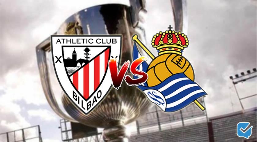 Pronóstico Athletic Bilbao – Real Sociedad de Copa del Rey | 03/04/2021