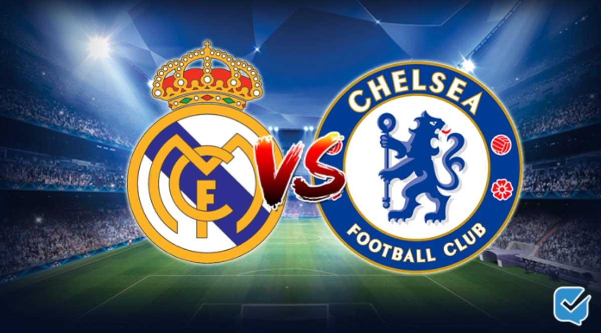 Pronóstico Real Madrid vs Chelsea de Champions League | 27/04/2021