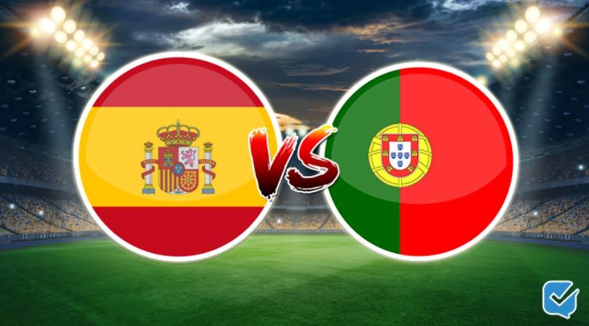 Pronósticos España vs Portugal