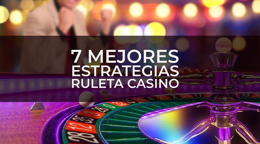 mejores estrategias ruleta casino