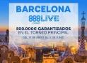 Vuelve '888Live Festival' de Barcelona con 500.000€ garantizados