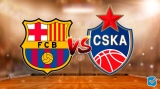 Pronósticos Barça Lassa - CSKA de Moscú de Euroliga
