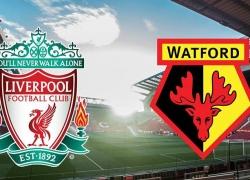 Este sábado Liverpool – Watford