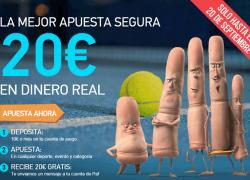 ¡20€ gratis en PAF para todos los nuevos usuarios!