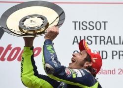 Rossi confía en Australia para mantener la diferencia con Lorenzo