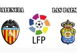 Valencia – Las Palmas, este viernes