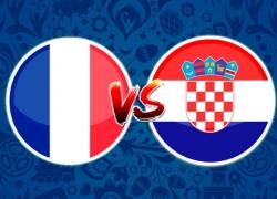 Apuestas Francia – Croacia: 5 pronósticos para la final de Rusia 2018