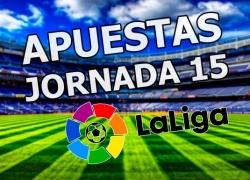 Pronósticos Liga Santander: Las mejores apuestas de la jornada 15