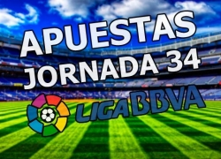 10 apuestas en PAF para la jornada 34 de Liga BBVA