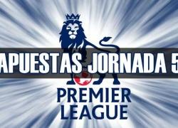 10 apuestas deportivas para la jornada 5 de Premier League