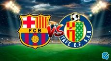 Pronóstico Barcelona vs Getafe de LaLiga Santander   29/08/2021