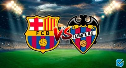 Pronóstico Barcelona vs Levante de LaLiga Santander | 26/09/2021
