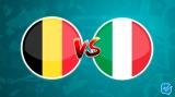 Pronóstico Bélgica vs Italia de Eurocopa   02/07/2021