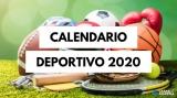 Agenda deportiva 2021: El calendario de los eventos deportivos del año