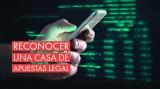 Cómo reconocer una web de apuestas legal