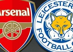 Arsenal-Leicester, primer partido de la temporada