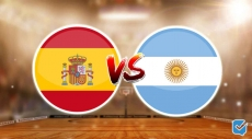 Pronóstico España vs Argentina de Juegos Olímpicos   29/07/2021