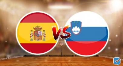 Pronóstico España vs Eslovenia de Juegos Olímpicos | 01/08/2021