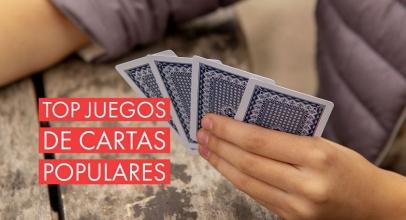 Los 10 mejores juegos de cartas populares para disfrutar en familia