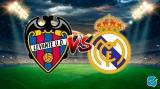 Pronóstico Levante vs Real Madrid de LaLiga Santander   22/08/2021