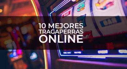 Las 10 mejores tragaperras online de España
