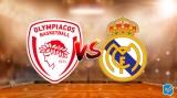 Pronósticos Olympiacos - Real Madrid: 5 apuestas para la Euroliga