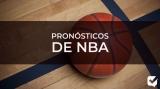 Pronósticos NBA: Las mejores apuestas de NBA para hoy
