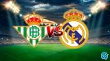 Pronóstico Real Betis vs Real Madrid de LaLiga Santander   28/08/2021