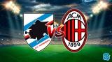 Pronóstico Sampdoria –  AC Milan de la Serie A