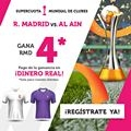 REAL MADRID GANA A SUPERCUOTA 4