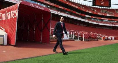 Las llamativas apuestas sobre el futuro de Unai Emery en el Arsenal