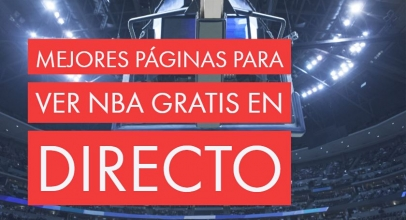 ¡Ver NBA Online GRATIS! +15 Páginas para ver NBA en directo